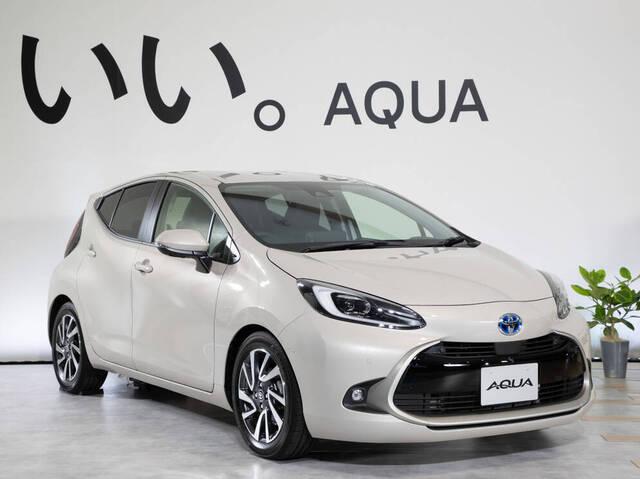 トヨタ アクアが初のフルモデルチェンジ! 価格は198万円~ 全9色のボディカラーで新型アクアが発売開始!
