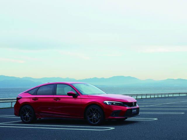 Honda、新型「CIVIC(シビック)」を9月3日から発売! 2022年にはハイブリッドモデルと「TYPE R」を予定